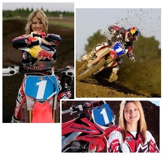 ashley fiolek mx rider ashley fiolek bio