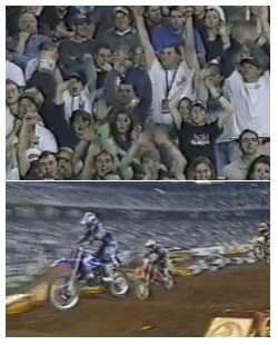 atlanta supercross and the fans