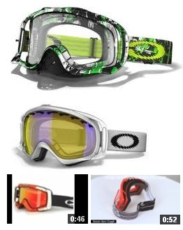 atv goggles dirtbike goggle video