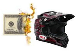 avoid getting bad dirtbike sponsorship