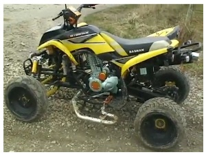 bashan 200 atv quad bike