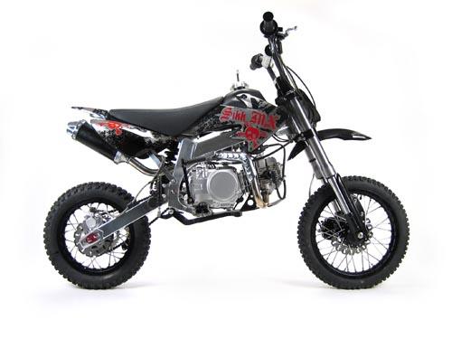 bike dirt pocket