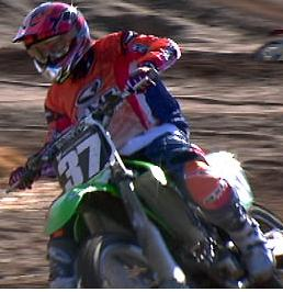 bike dirt riding