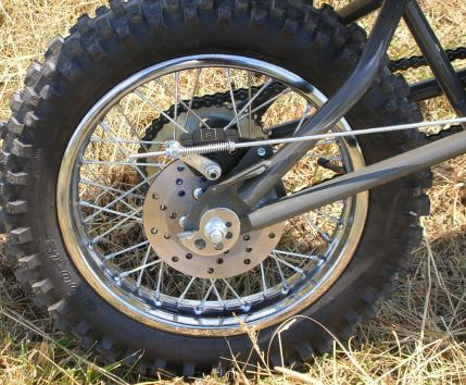 bike dirt wheels