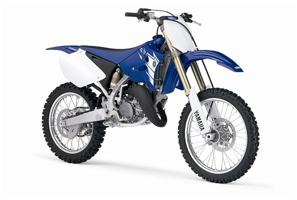 bike dirt yamaha