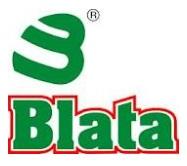 blata mini bikes logo
