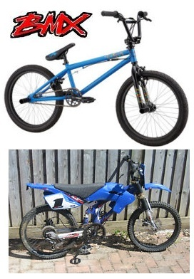 bmx freestyle bikes bicycle motocross