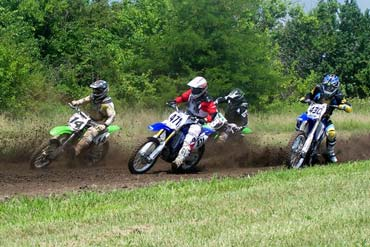build your own motocross track
