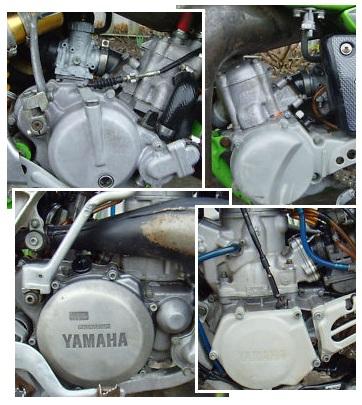 buying and maintaining dirt bike engines