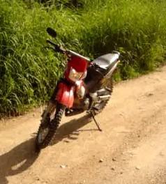 california dirt bike