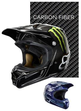 carbon fiber motorcycle helmets mx dirtbike closeout motorcycle helmets