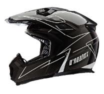 carbon fibre motocross dirt bike helmet