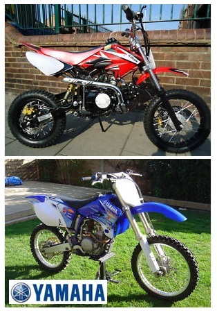 Cheap Used Pit Bikes For Sale Cheap Used Motorcycles yamaha