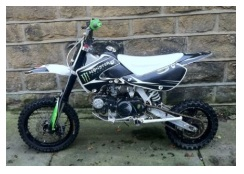 cheap mini motocross monster pitbike