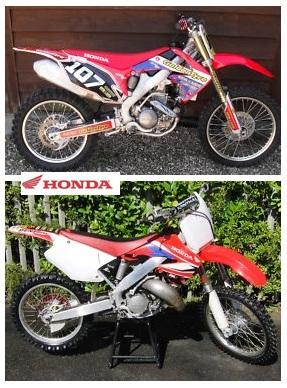 cheap used dirt bikes honda dirt bikes for sale