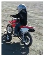 childrens training wheels for pitbikes dirtbikes