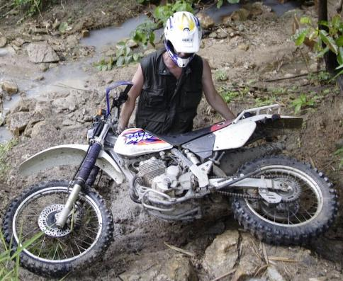 concussion and motocross