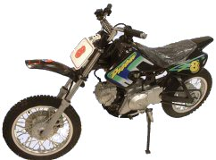 db 806 dirtbike