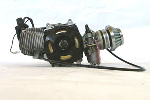 dirt bike engine part