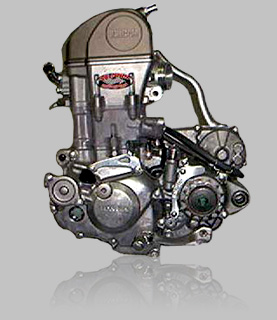 dirt bike engine