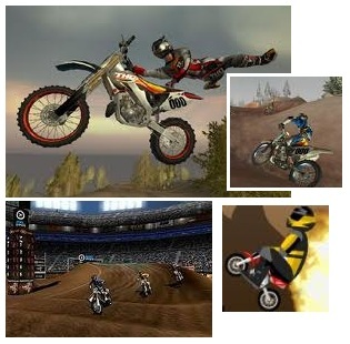 dirt bike game mini moto dirt bike