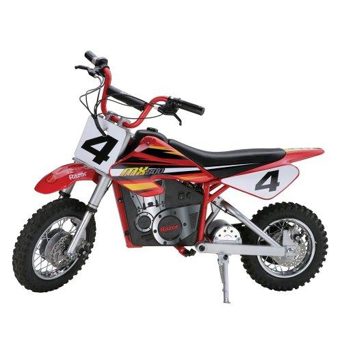 dirt bike gas
