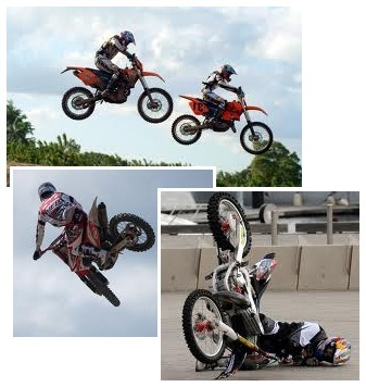 dirt bike jumps dirt bike crashes