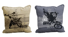 dirt bike mx bed pillows