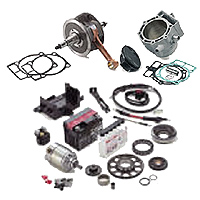 dirt bike part and accessory