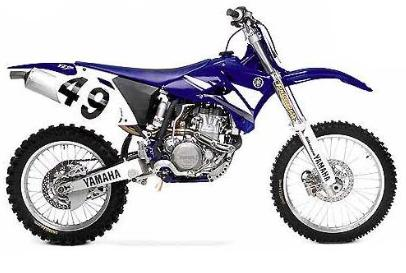 dirt bike performance yamaha