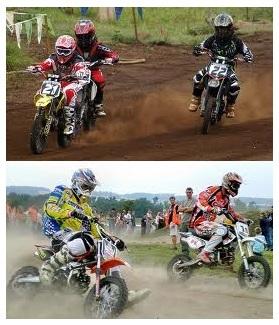 dirt bike racing bikes