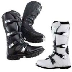 dirt bike riding boot