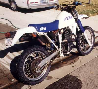dirt bike street legal kit