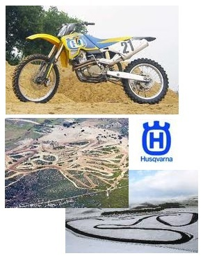 dirt bike tracks husqvarna dirt bikes