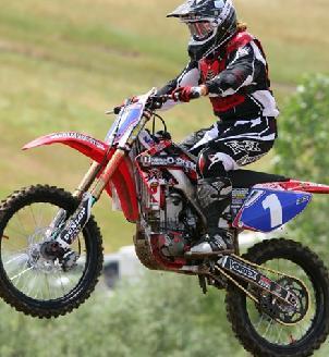 dirt bike trick