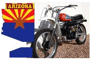 dirt bikes for sale in arizona