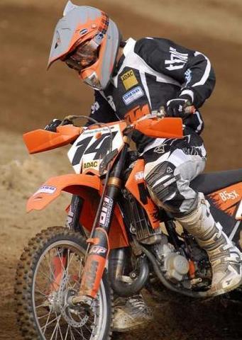 dirt bikes used