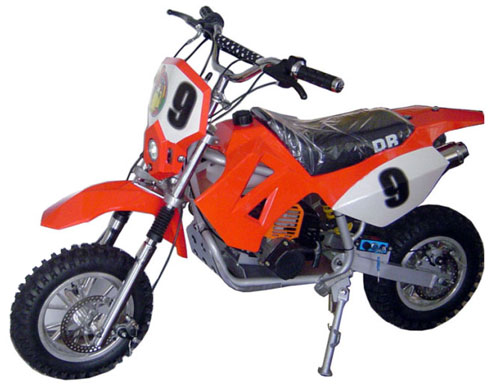 dirt mini bike