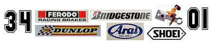dirtbike and motocross stickers to apply