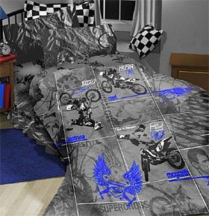 dirtbike comforter