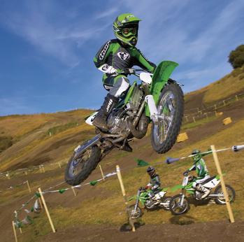 dirtbike jumping