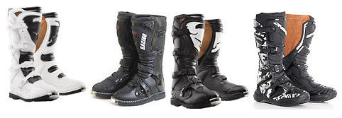 dirtbike motocross boots mx footwear pitbike boot