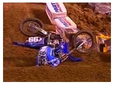 dirtbike motocross crash picture