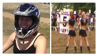 dirtbike women racers motocross females models