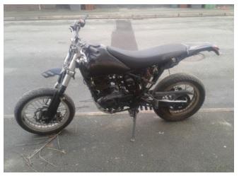 dirtbikes and quad