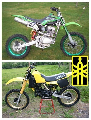dirtbikes for sale yamaha dirtbikes