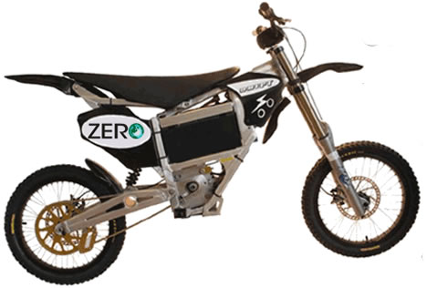 electric motocross bike