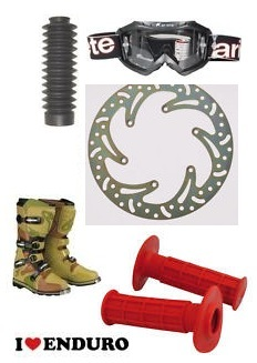 enduro motorcycle parts enduro gear