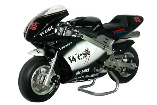 fastest pocket bike