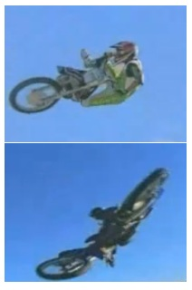 freestyle dirtbike action and video